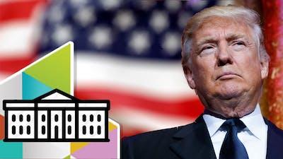 Skulle du vilja bli president i USA?