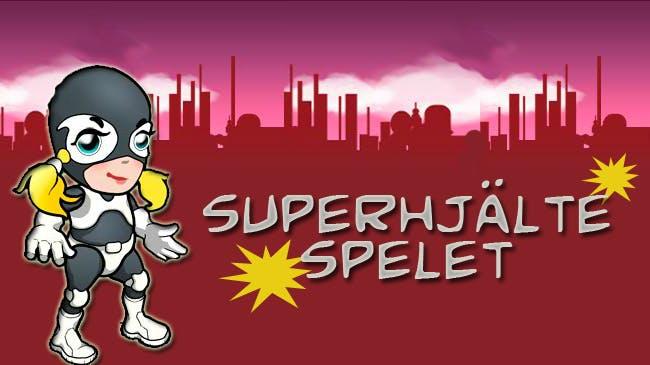 Superhjältespelet