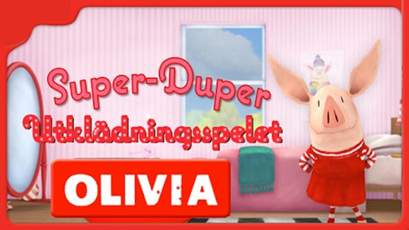 Designa med Olivia