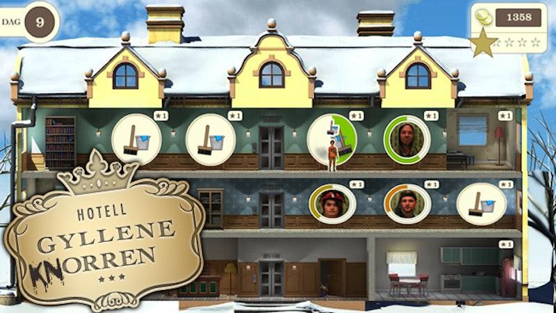 Spela Hotell Gyllene knorren