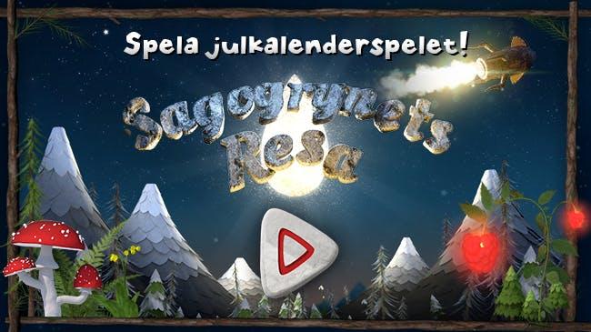 Spela Sagogrynets resa!