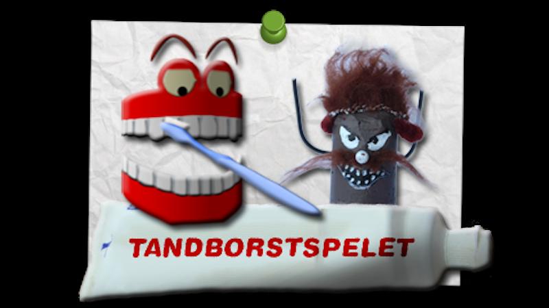 Tandborstspelet