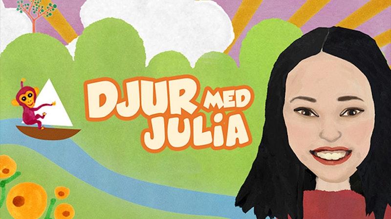 Spela Djur med Julia!