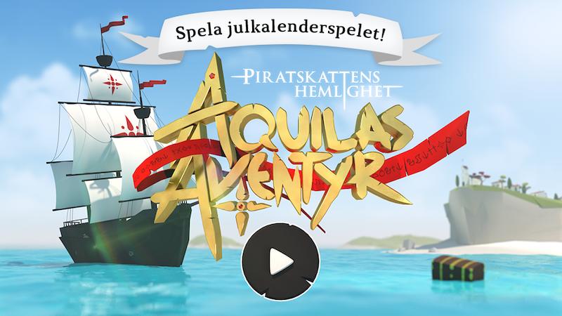 Spela Aquilas äventyr!