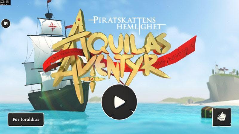 Piratskattens hemlighet