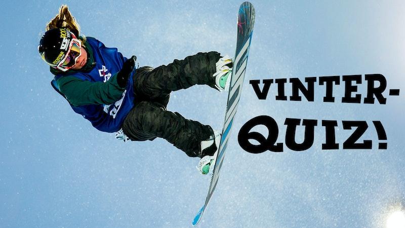 Vinter-Quiz