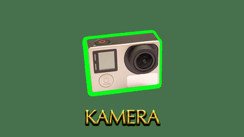 Tidigare uppdrag - kamera
