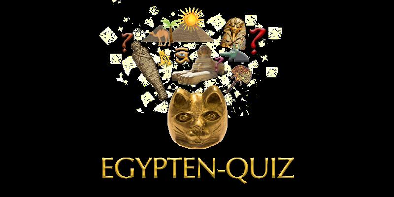 Tidigare uppdrag - Egypten-quiz