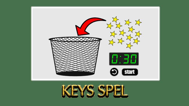 Tidigare uppdrag - Keys spel